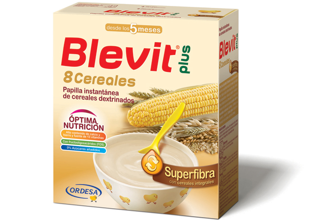 Blevit®plus superfibra, de Ordesa