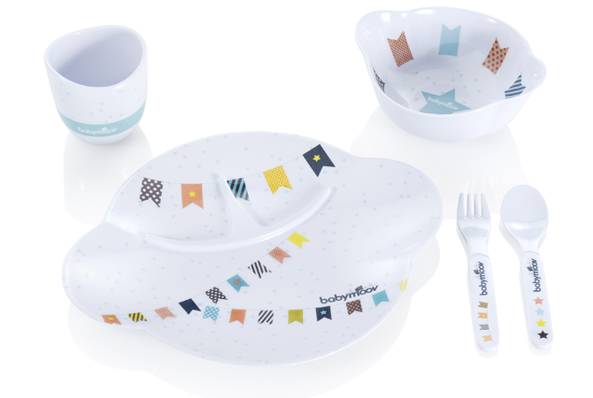 Lunch set, de Babymoov