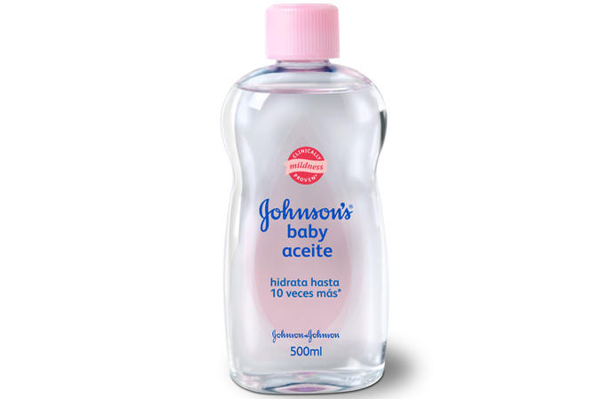 Aceite, de Johnson's Baby