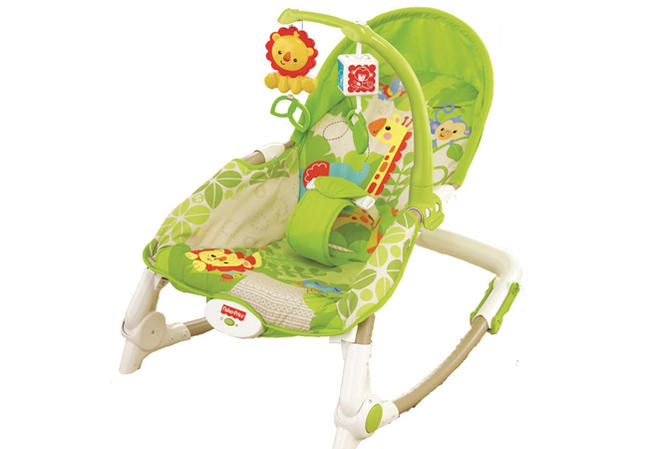 Baby Gear, de Fisher Price