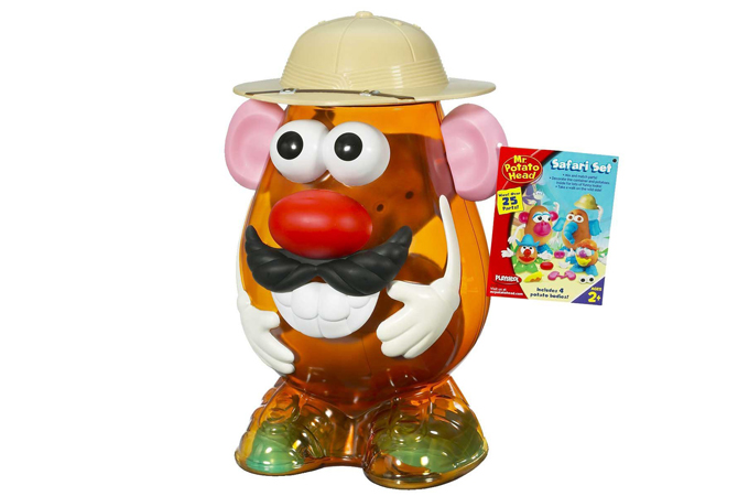 Mr. Potato Safari, de Playskool