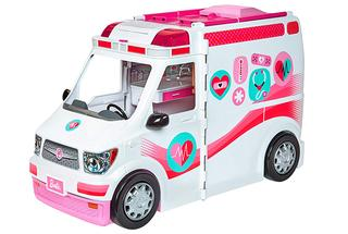 Ambulancia hospital 2 en de Barbie
