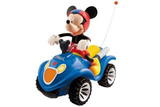 Coche teledirigido de Mickey Club House