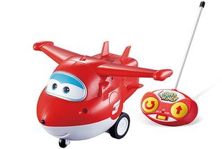 Jett Transformable RC de Super Wings