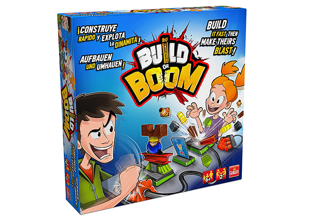 Build or boom de Goliath