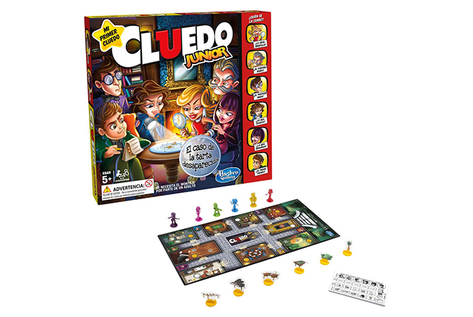 Cluedo Junior, de Hasbro