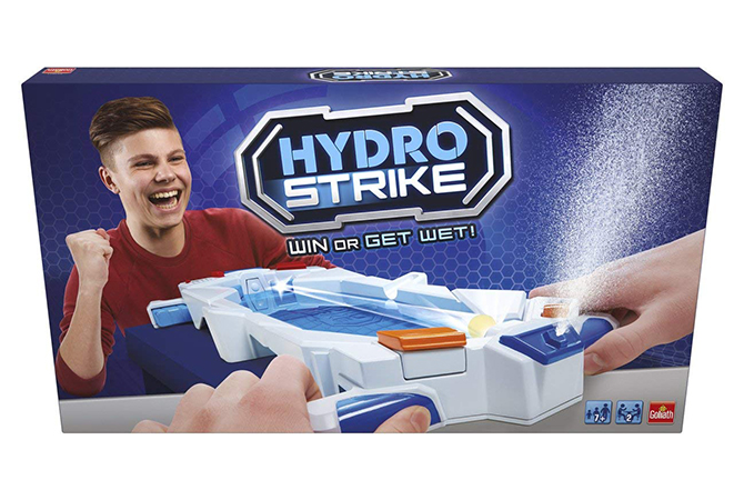 Hydro strike, de Goliath