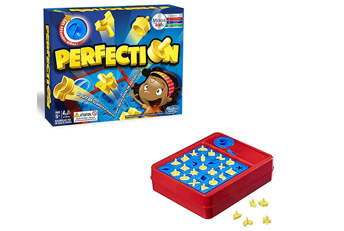 Perfection, de Hasbro