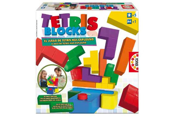 Tetris Blocks de Educa