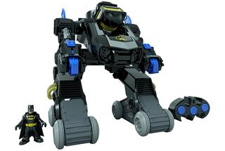 Bat-Robot Transformable de Imaginext