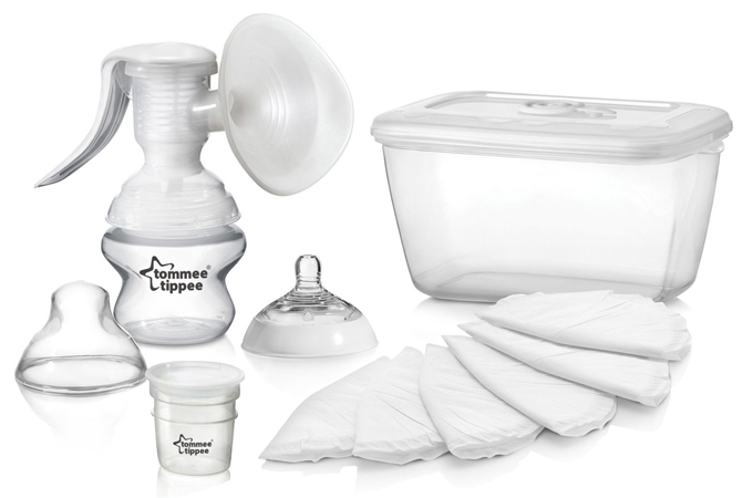 Closer to Nature, de Tommee Tippee