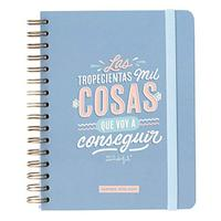 Agenda escolar Mr. Wonderful